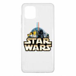 Чохол для Samsung Note 10 Lite Star Wars Lego