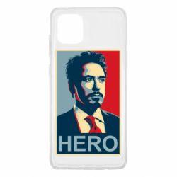 Чохол для Samsung Note 10 Lite Stark Hero