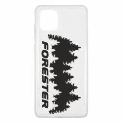 Чехол для Samsung Note 10 Lite Subaru Forester