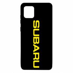 Чохол для Samsung Note 10 Lite Subaru