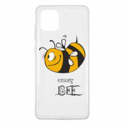 Чехол для Samsung Note 10 Lite Сумасшедшая пчелка