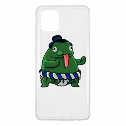 Чехол для Samsung Note 10 Lite Sumo toad