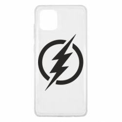 Чохол для Samsung Note 10 Lite Superhero logo