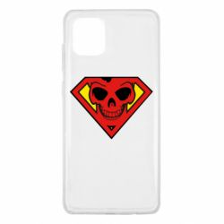 Чехол для Samsung Note 10 Lite Superman Skull