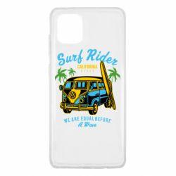 Чохол для Samsung Note 10 Lite Surf Rider