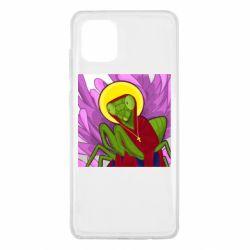 Чохол для Samsung Note 10 Lite Святий богомол