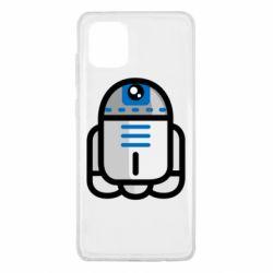 Чехол для Samsung Note 10 Lite Sweet R2D2