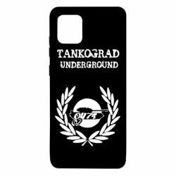 Чохол для Samsung Note 10 Lite Tankograd Underground