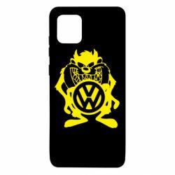 Чехол для Samsung Note 10 Lite Тасманский дьявол Volkswagen