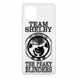 Чохол для Samsung Note 10 Lite Team Shelby the Peaky Blinders