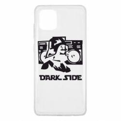 Чехол для Samsung Note 10 Lite Темная сторона Star Wars