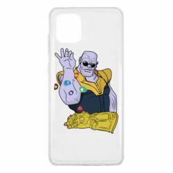 Чохол для Samsung Note 10 Lite Thanos Art