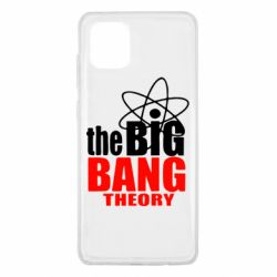 Чохол для Samsung Note 10 Lite The Bang theory Bing