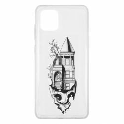 Чохол для Samsung Note 10 Lite The castle is on the skull