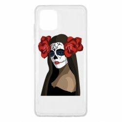 Чохол для Samsung Note 10 Lite The girl in the image of the day of the dead