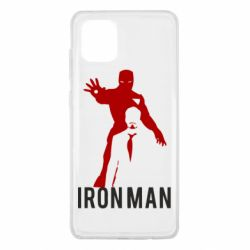 Чехол для Samsung Note 10 Lite The Invincible Iron Man
