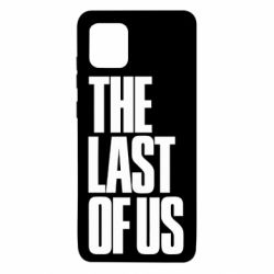 Чохол для Samsung Note 10 Lite The Last of Us