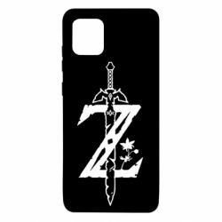 Чехол для Samsung Note 10 Lite The Legend of Zelda Logo