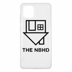 Чехол для Samsung Note 10 Lite THE NBHD Logo