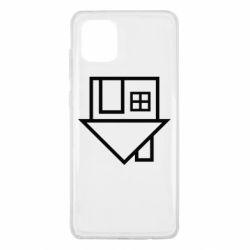 Чехол для Samsung Note 10 Lite The Neighbourhood Logotype