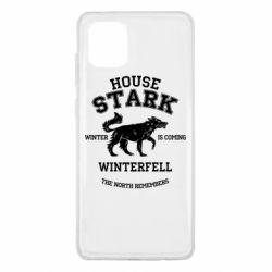 Чехол для Samsung Note 10 Lite The North Remembers - House Stark