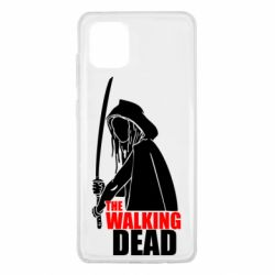 Чохол для Samsung Note 10 Lite The walking dead (Ходячі мерці)