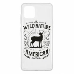 Чохол для Samsung Note 10 Lite The wild nature