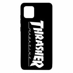 Чохол для Samsung Note 10 Lite Thrasher Magazine