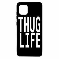 Чехол для Samsung Note 10 Lite thug life
