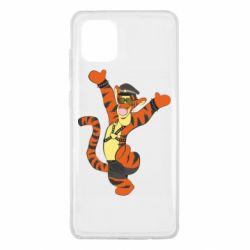 Чехол для Samsung Note 10 Lite Тигра темный властелин