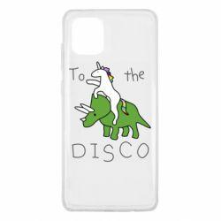 Чохол для Samsung Note 10 Lite To the disco