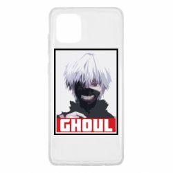 Чехол для Samsung Note 10 Lite Tokyo Ghoul portrait