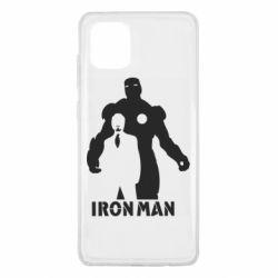 Чохол для Samsung Note 10 Lite Tony iron man