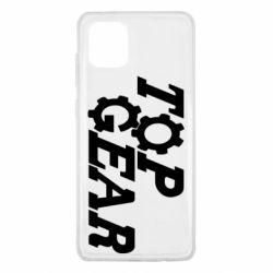 Чохол для Samsung Note 10 Lite Top Gear I