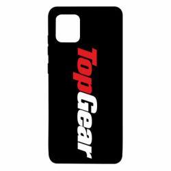 Чохол для Samsung Note 10 Lite Top Gear