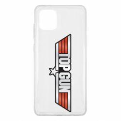 Чохол для Samsung Note 10 Lite Top Gun Logo