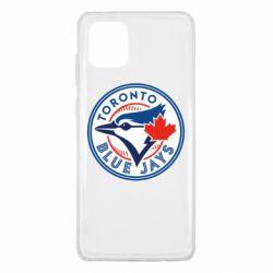 Чохол для Samsung Note 10 Lite Toronto Blue Jays