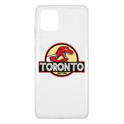 Чехол для Samsung Note 10 Lite Toronto raptors park