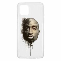 Чехол для Samsung Note 10 Lite Tupac Shakur