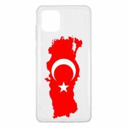 Чехол для Samsung Note 10 Lite Turkey