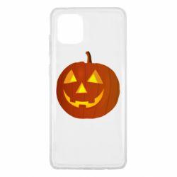 Чохол для Samsung Note 10 Lite Тыква Halloween