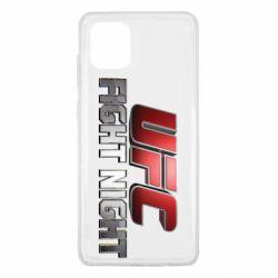 Чохол для Samsung Note 10 Lite UFC Fight Night