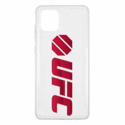 Чехол для Samsung Note 10 Lite UFC Main Logo