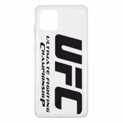 Чехол для Samsung Note 10 Lite UFC