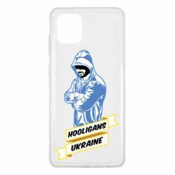 Чохол для Samsung Note 10 Lite Ukraine Hooligans