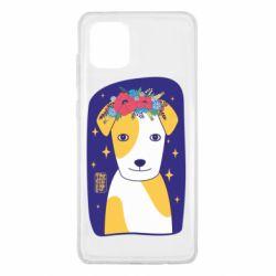 Чохол для Samsung Note 10 Lite Український пес