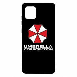 Чехол для Samsung Note 10 Lite Umbrella