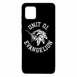 Чохол для Samsung Note 10 Lite Unit 01 evangelion
