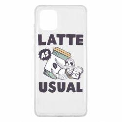 Чохол для Samsung Note 10 Lite Usual milk