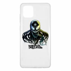 Чехол для Samsung Note 10 Lite Venom Bust Art